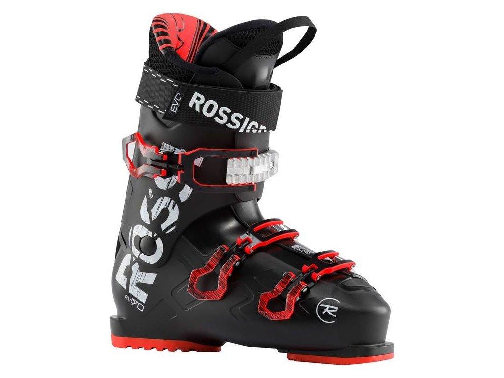 Rossignol Evo 70 black/red-boty