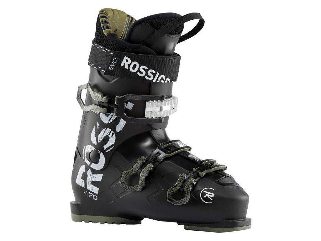 Rossignol Evo 70 black/khaki-boty