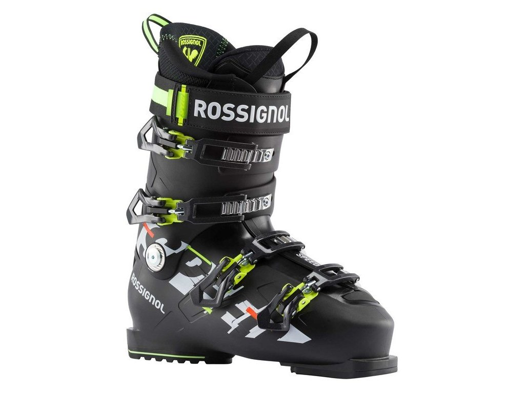 Rossignol Speed 100 black-boty