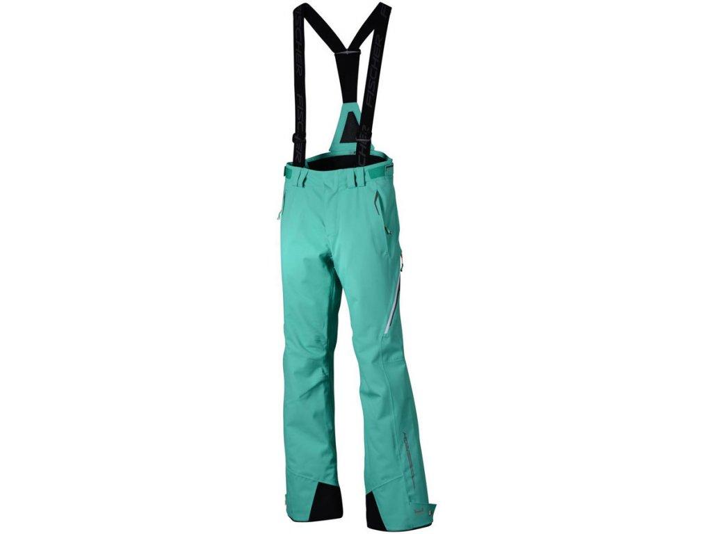 Kalhoty lyžařské FISCHER JENNER W green