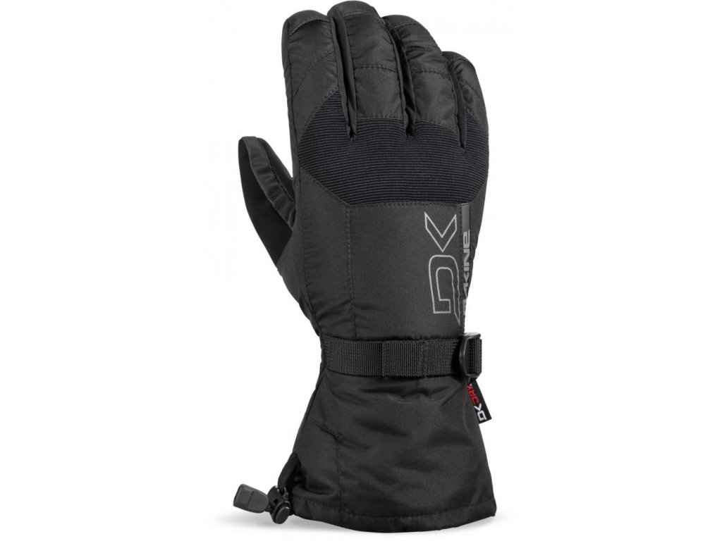 Rukavice DAKINE SCOUT GLOVE black - 18/19