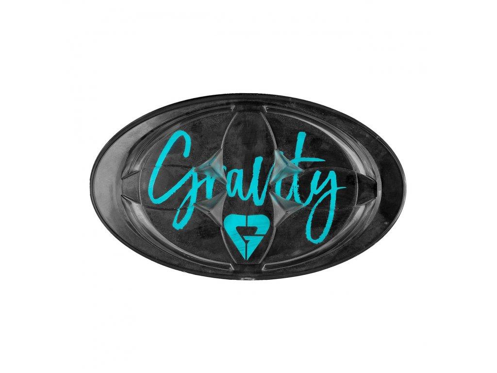 GRIP GRAVITY SIRENE BLACK - 18/19