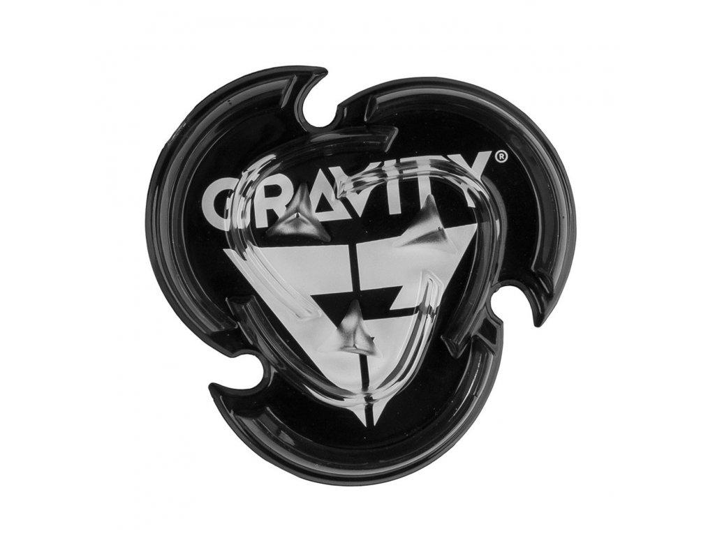 GRIP GRAVITY ICON MAT BLACK - 19/20