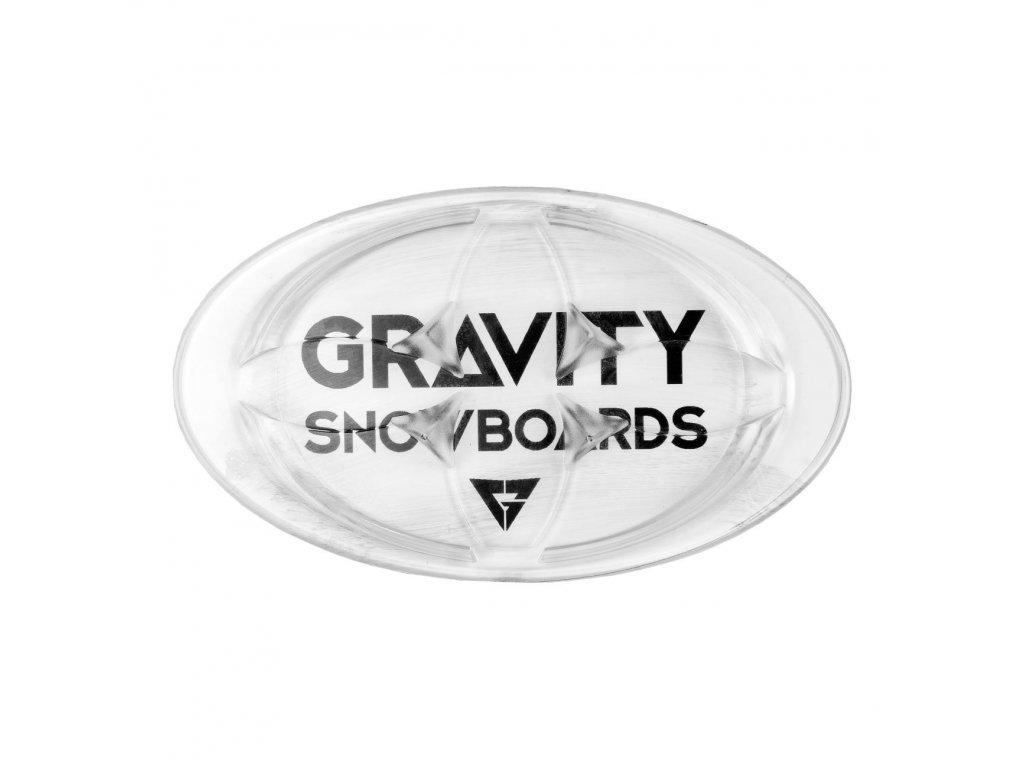 GRIP GRAVITY LOGO MAT CLEAR - 19/20