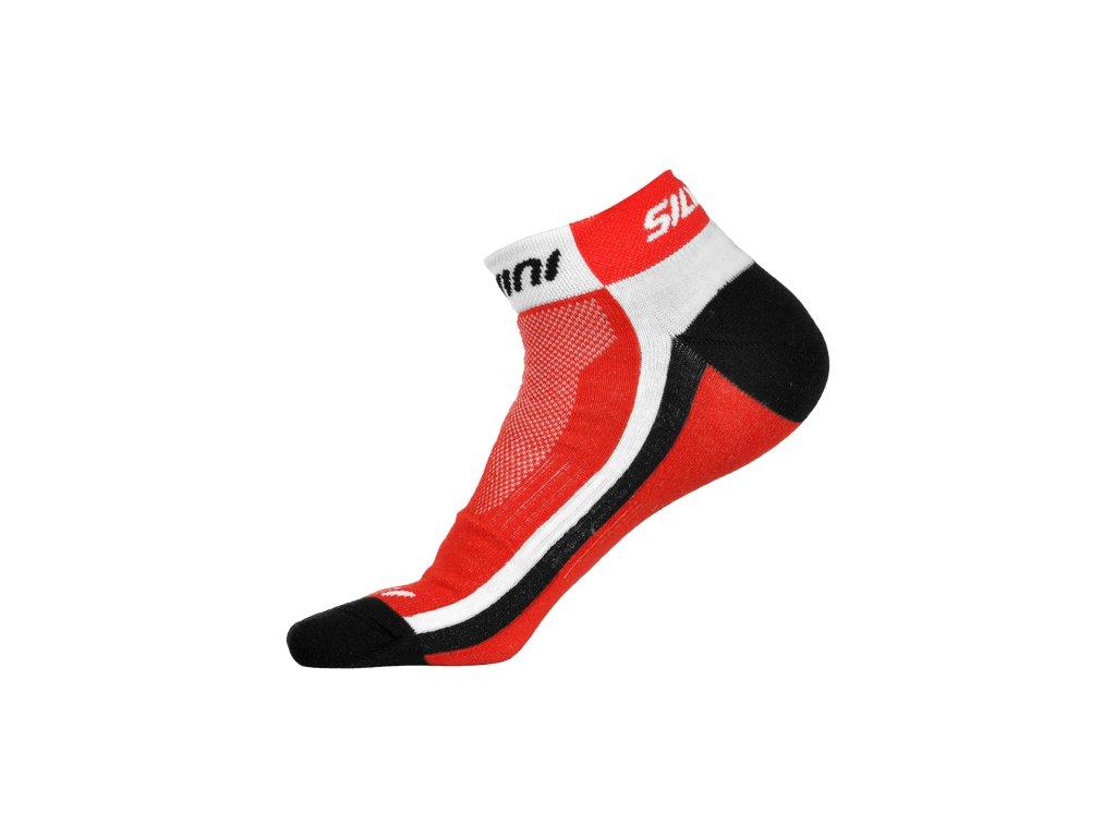 Silvini Cyklistické ponožky Plima