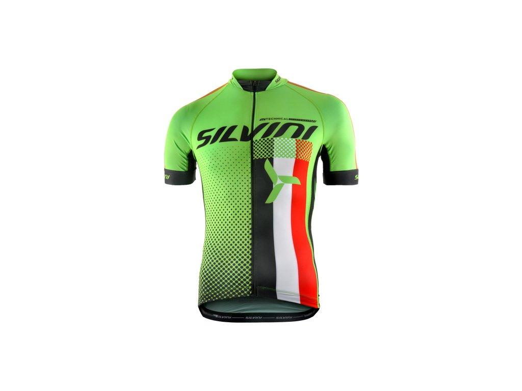 Silvini Pánský cyklo dres Team