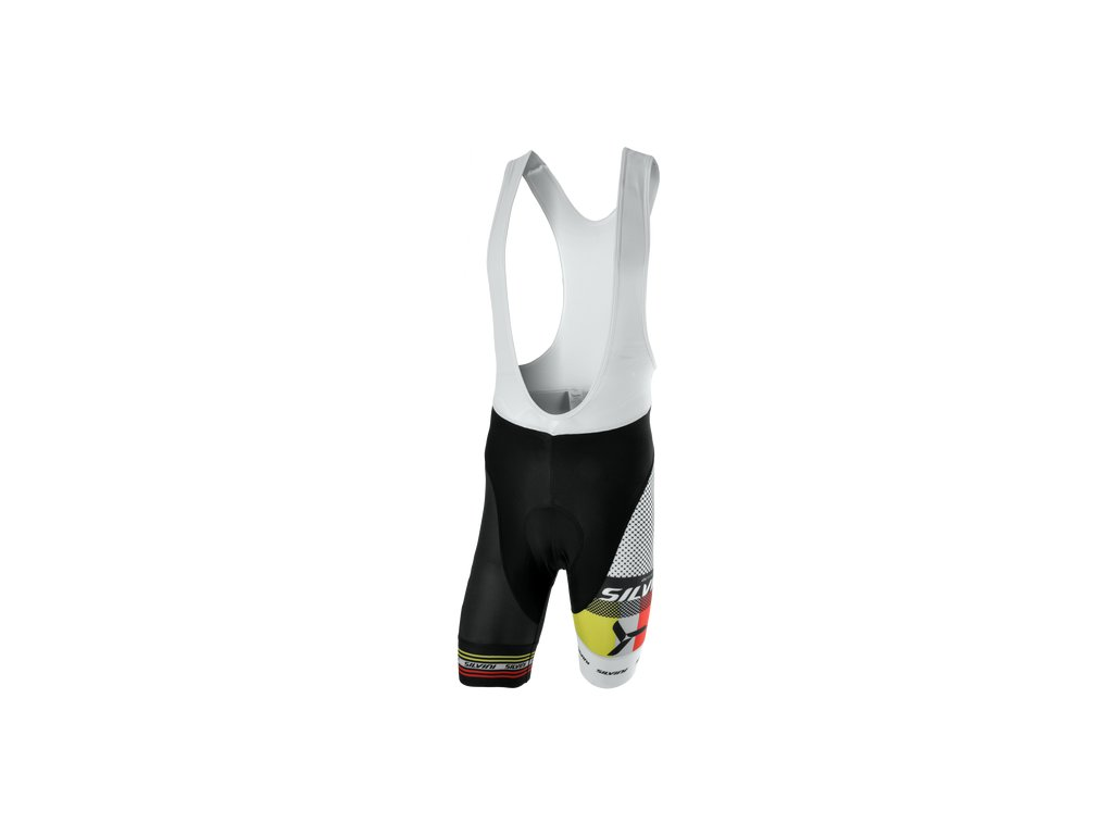 Silvini Pánské cyklistické kalhoty Team