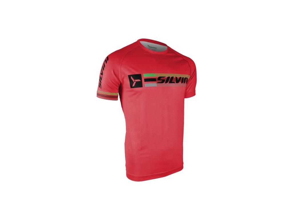 Silvini Pánské sportovní triko Promo