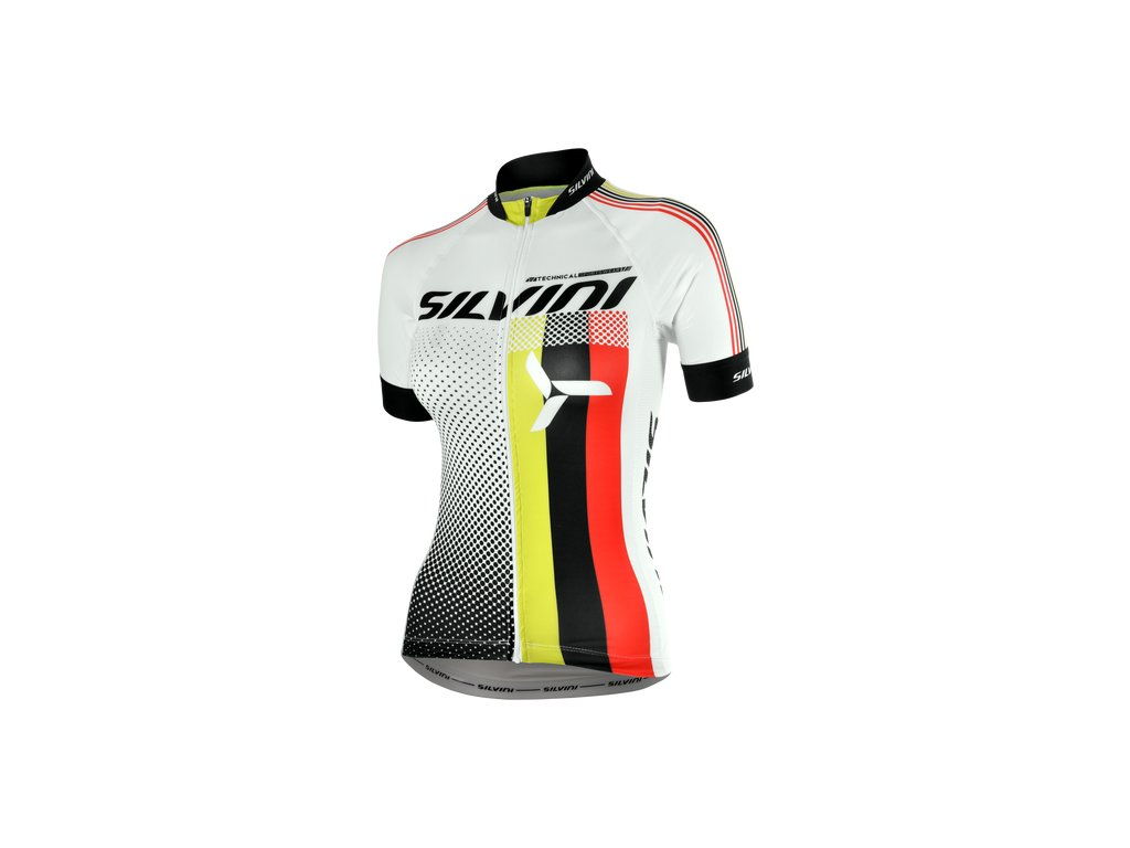 Silvini Dámský cyklodres Team