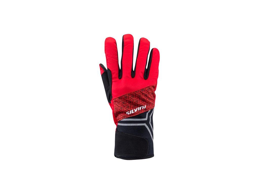 Silvini softshell rukavice na běžky Arno