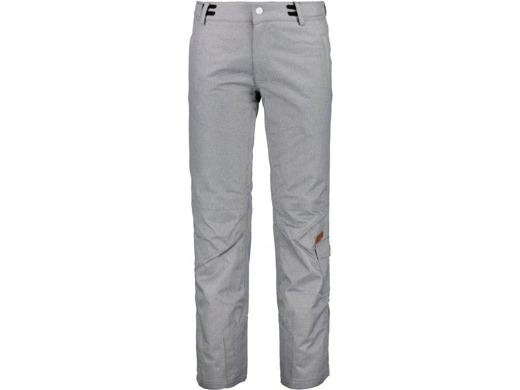 Kalhoty lyžařské 2117 BRAAS Grey - 18/19