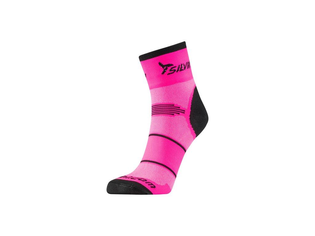 Silvini Cyklistické ponožky Orato