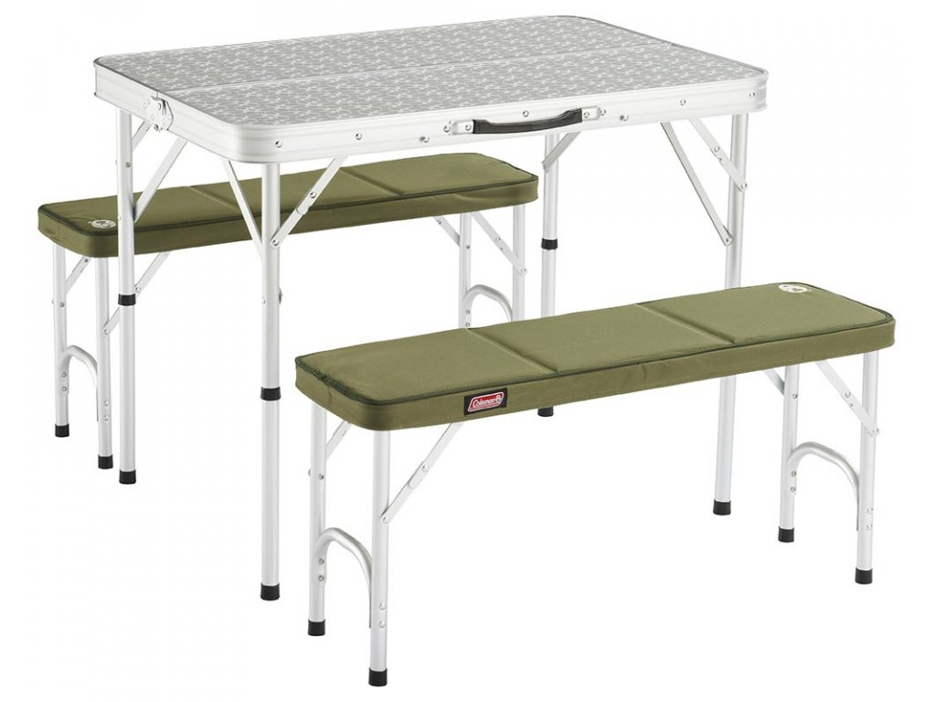 COLEMAN PACK-AWAY TABLE for 4 stůl