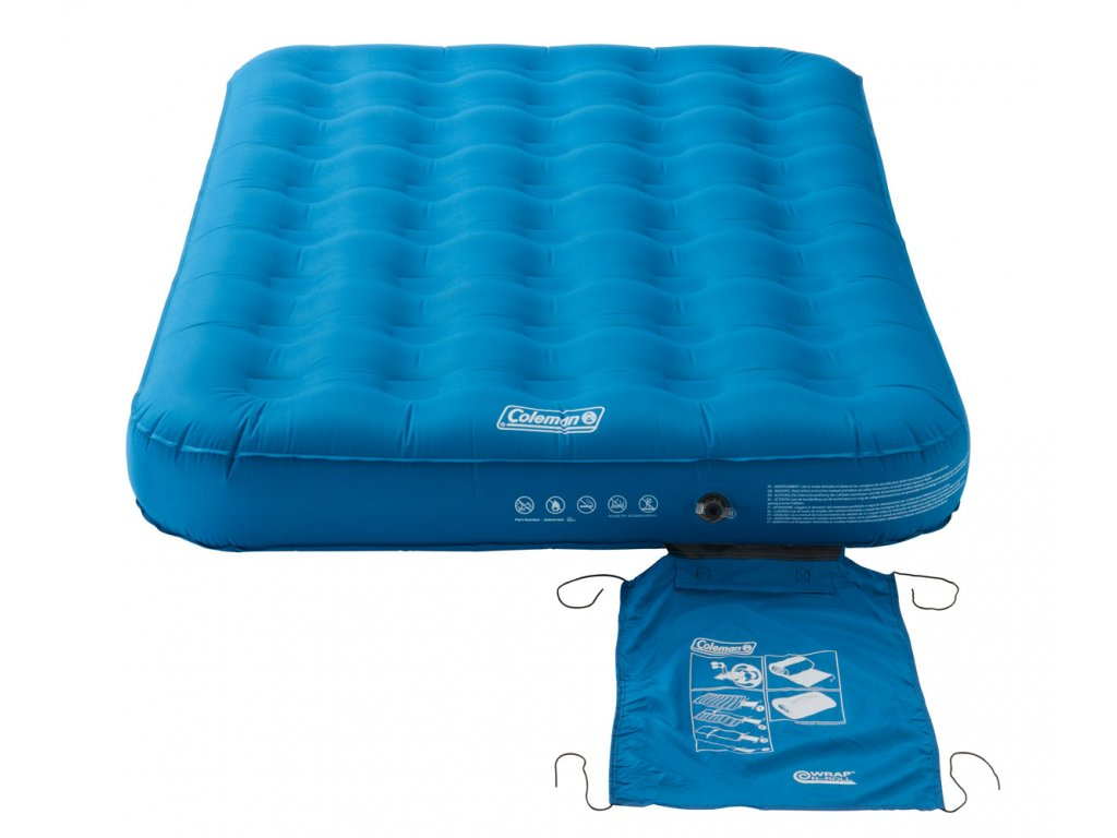 COLEMAN EXTRA DURABLE AIRBED DOUBLE matrace