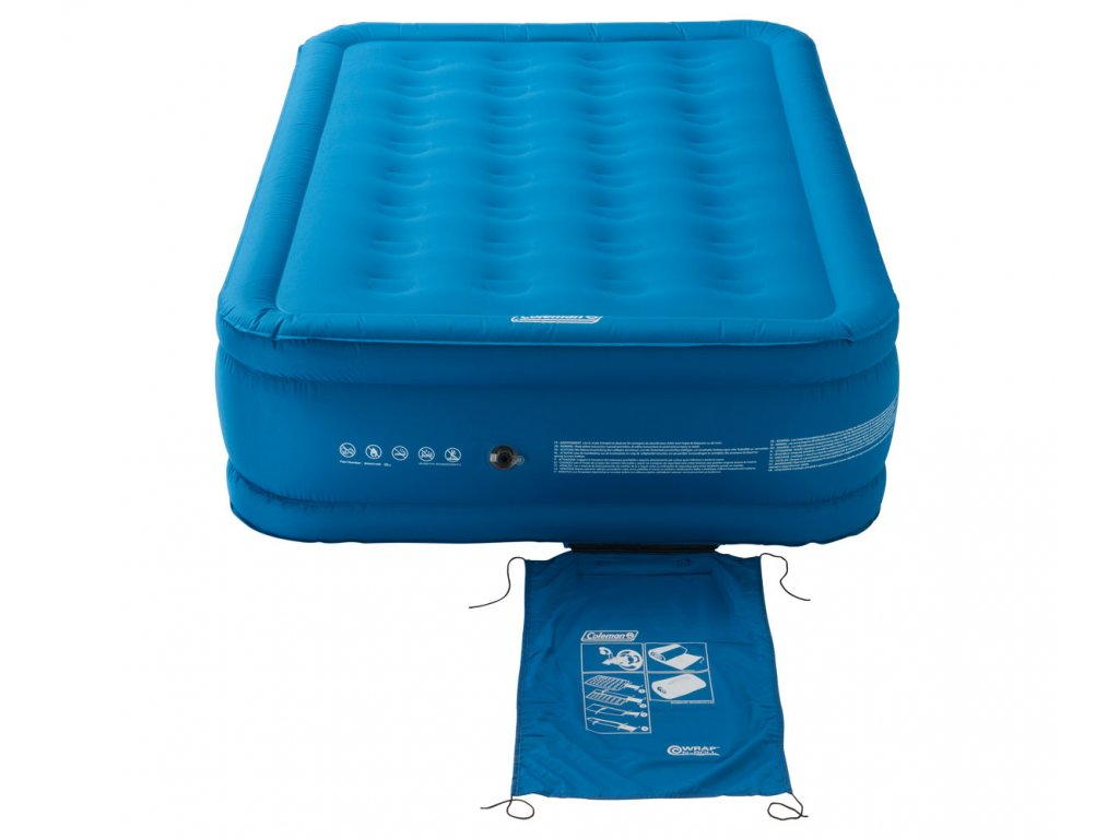COLEMAN EXTRA DURABLE AIRBED RAISED DOUBLE matrace