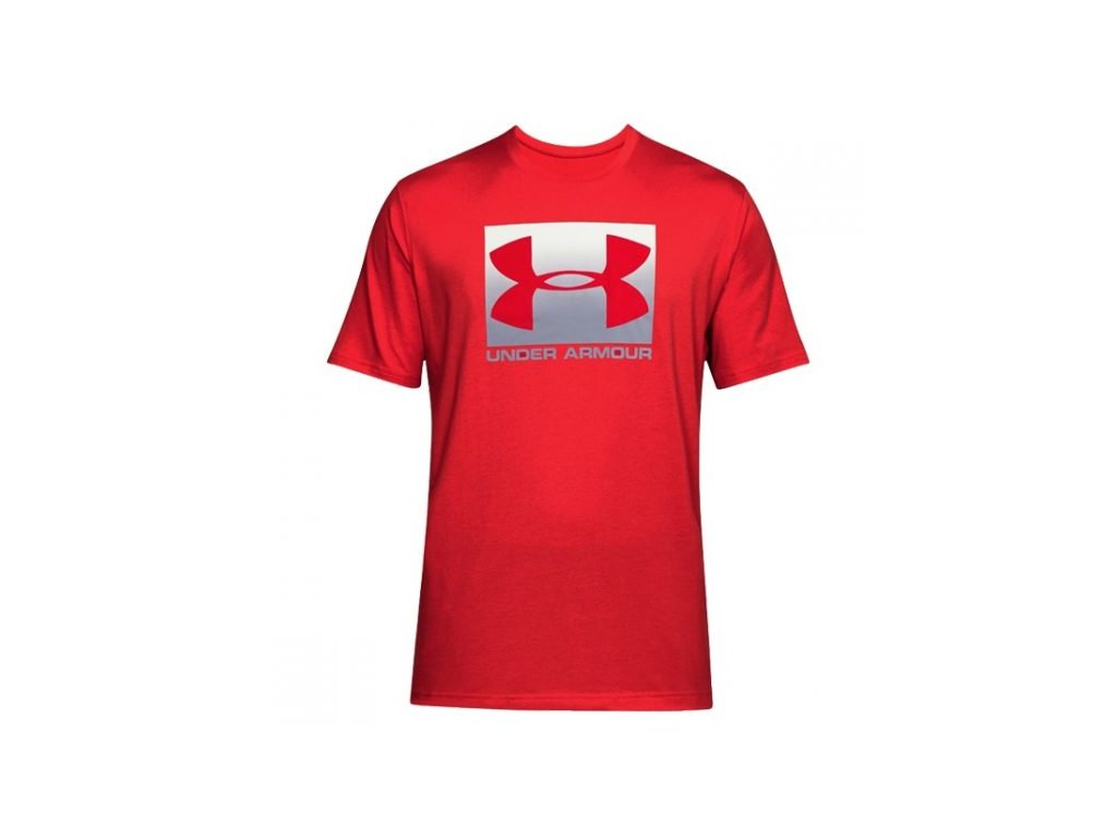 TRIKO UNDER ARMOUR - Boxwd Sportstyle SS - Red