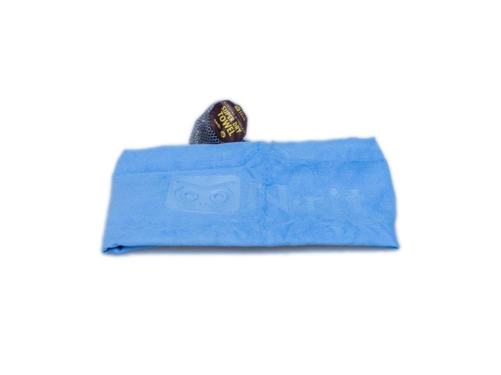 Funkční ručník N-RIT super dry towel BLUE
