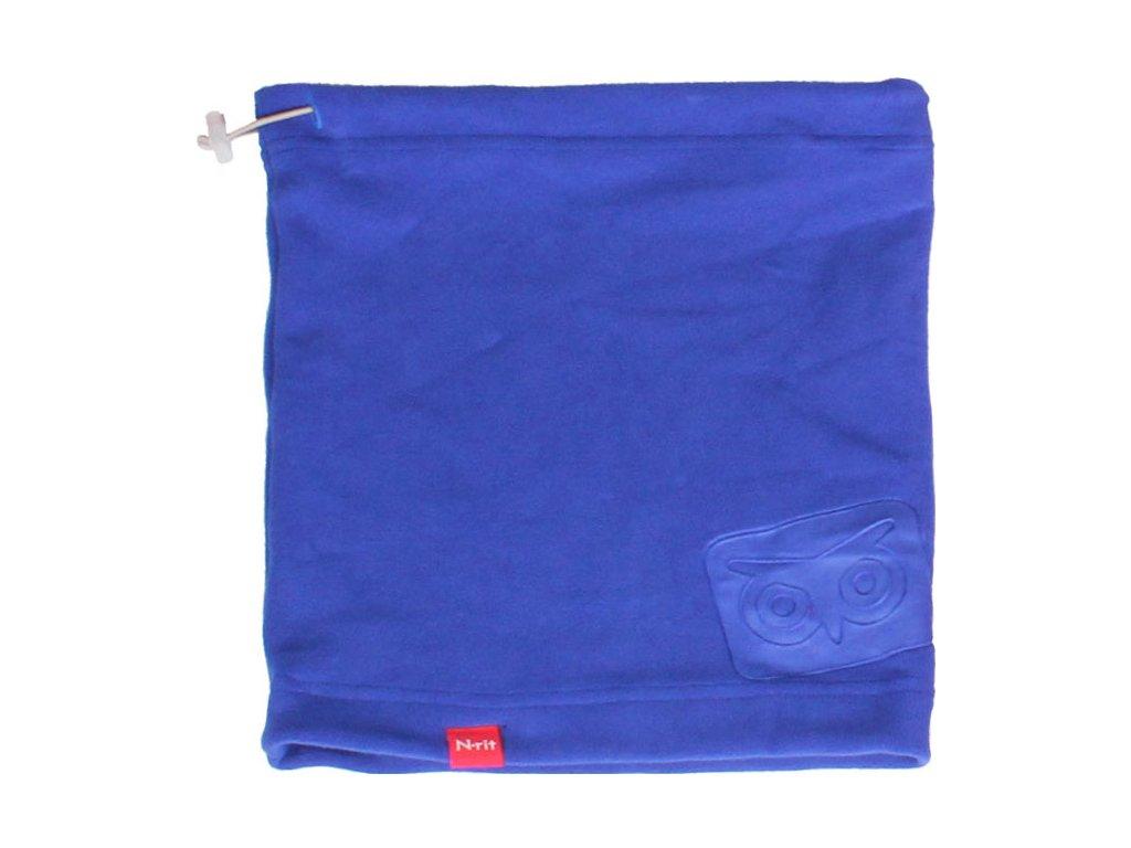 Nákrčník n-rit TUBE9 WINTER - BLUE