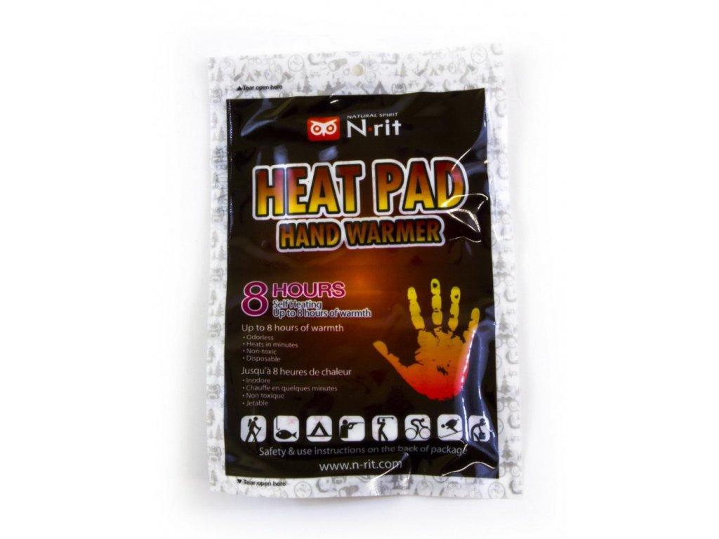 Polštářek hřejivý n-rit HEAT PAD -Hand