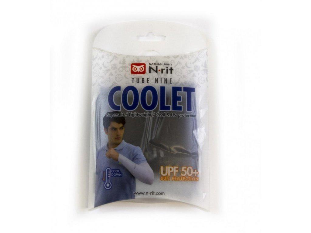 Chladivý rukáv N-RIT TUBE 9 COOLET uni black