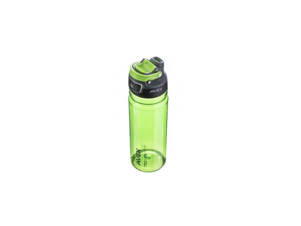 Lahev CONTIGO AVEX Autoseal HL Freeflow zelená