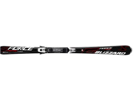 Set BLIZZARD G-FORCE LIMITED CARBON IQ + IQ-LT 10 white 10/11