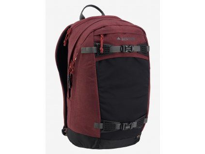 Batoh BURTON DAY HIKER 28 L Fired Brick Heather Na
