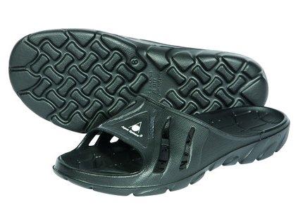 Pantofle AQUA SPHERE ASONE black