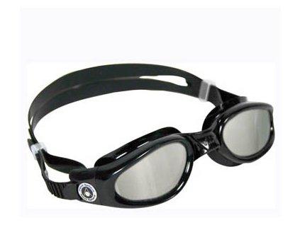Plavec. brýle AQUA SPHERE KAIMAN lens mirrored black