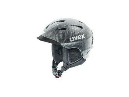 Helma UVEX APACHE PRO carbon look black