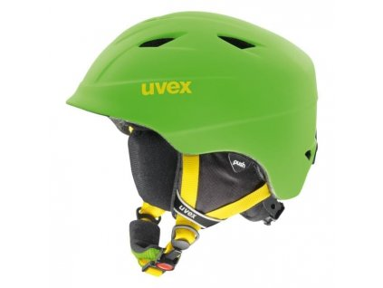 Helma UVEX AIRWING 2 PRO jun. green