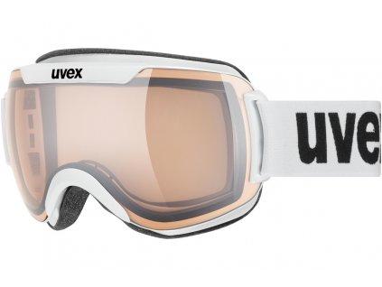 Brýle lyžařské UVEX DOWNHILL 2000 VARIOMA white