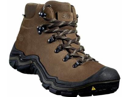 KEEN FELDBERG WP M dark earth/cascade brown