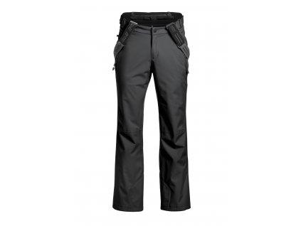 Kalhoty lyžařské MAIER SPORTS ANTON LIGHT black 18/19