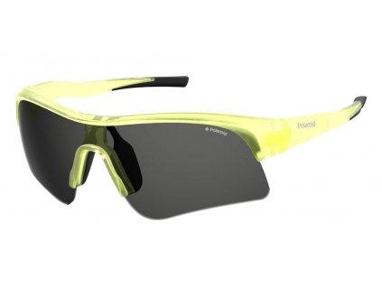 Sluneční brýle POLAROID PLD 7024/S Yellow/polarized Grey 2020