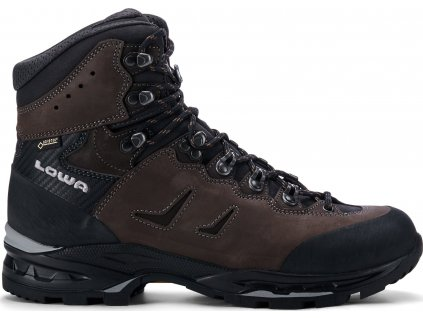 LOWA CAMINO GTX dark grey/black 2020