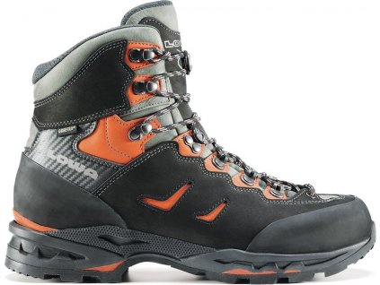 LOWA CAMINO GTX black/orange 2019