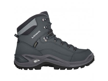 LOWA RENEGADE GTX MID graphite/light grey 2019