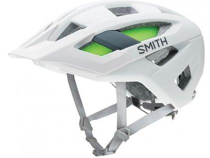 Cyklistická helma SMITH ROVER/N Matte White 2019