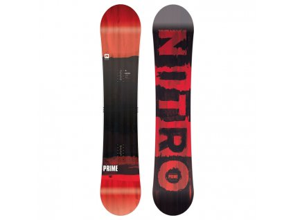 Snowboard NITRO PRIME WIDE SCREEN - 19/20