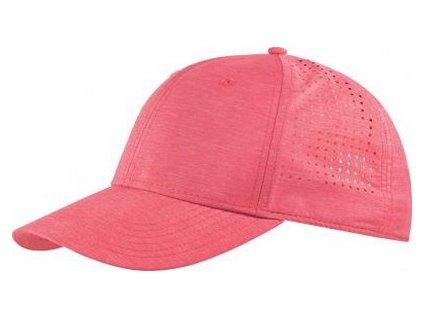 Kšiltovka SABBOT Perforated red Uni