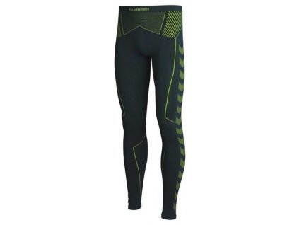 HUMMEL kalhoty HERO BASELAYER green