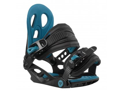 VÁZÁNÍ GRAVITY G1 JR. BLACK/BLUE - 19/20