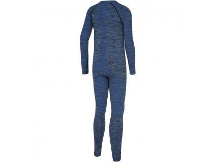 Funkční prádlo set VIKING FION Bamboo modrá - 20/21