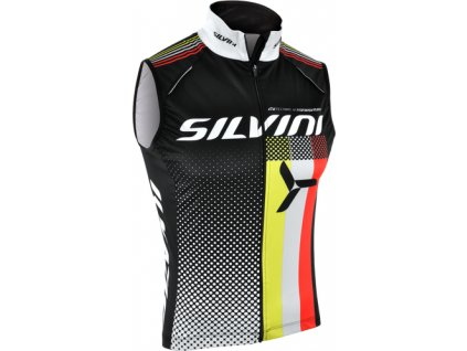 Silvini Pánská vesta na kolo Team