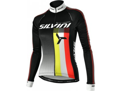 Silvini Dámský cyklistický dres Team