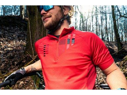 Silvini pánský cyklistický dres Croce