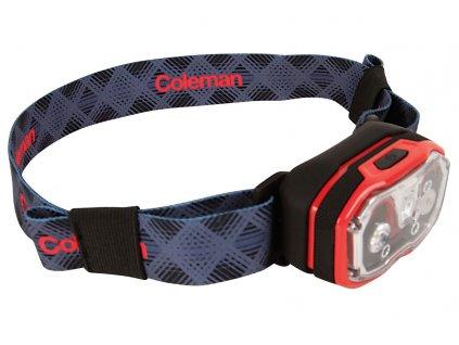 COLEMAN Batterylock CXS + čelovka 200 LED