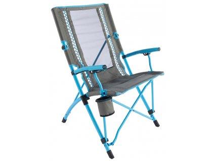 COLEMAN Bungee Chair Blue skládací křeslo
