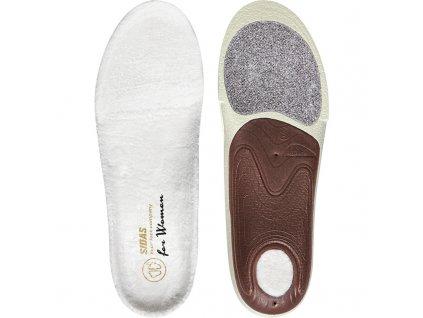 Vložky do lyžařských bot SIDAS UNI 3D WINTER Comfort W